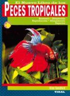 el nuevo libro de los peces tropicales gina sandford 9788430538645