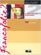 francofolie 2. cahier d exercices + 2 cd f brune r. boutegege 9788431681845