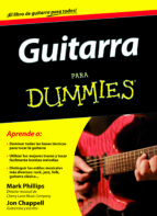 guitarra para dummies-mark phillips-9788432920745