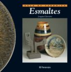 aula de ceramica: esmaltes joaquim chavarria 9788434217645