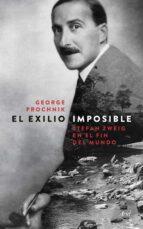 el exilio imposible george prochnik 9788434418745