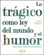 lo tragico como ley del mundo y el humor-julius bahnsen-9788437096445