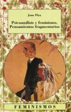 psicoanalisis y feminismo-jane flax-9788437613345