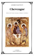 chevengur (edicion de vicente cazcarra y helena s. kriukova) andrei platonov 9788437625645