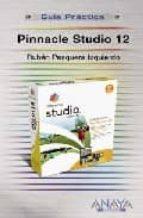 pinnacle studio 12 (guia practica)-ruben pesquera izquierdo-9788441525245