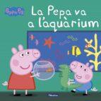 la pepa va a l aquarium (la porqueta pepa. primeres lectures)-9788448848545