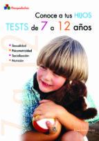 conoce a tus hijos: tests de 7 a 12 años ebee leon gross 9788466210645