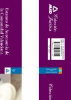 nuevo estatuto de autonomia de valencia: temario y test 9788466557245