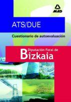ATS/DUE DE LA DIPUTACION FORAL DE BIZKAIA. INSTITUTO DE ASISTENCI A SOCIAL: CUESTIONARIO DE AUTOEVALUACION