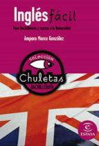 ingles facil para bachillerato (chuletas)-9788467027945