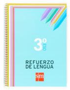 cuaderno refuerzo de lengua 3º eso 9788467515145
