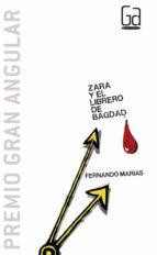 zara y el librero de bagdad fernando marias 9788467529845