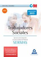 trabajadores sociales del servicio madrileño de salud. test-9788467652345