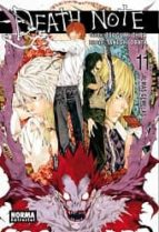 death note 11-tsugumi ohba-takeshi obata-9788467917345