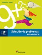 cuaderno problemas deca  2º primaria ed 2013 cast 9788468015545