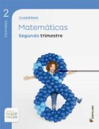 matematicas 2º primaria cuaderno 2 saber hacer ed. 2015 9788468017945