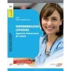 ENFERMERAS/OS (ATS/DUE) AGENCIA VALENCIANA DE SALUD. PARTE ESPECÍFICA TEST