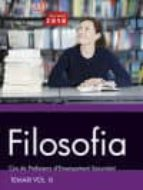 COS DE PROFESSORS D ENSENYAMENT SECUNDARI. FILOSOFIA. TEMARI VOL. III