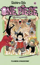 one piece nº 43 eiichiro oda 9788468471945
