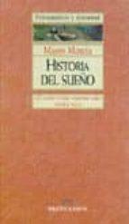 historia del sueño mauro mancia 9788470306945