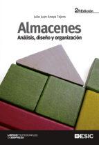 almacenes. analisis, diseño y organizacion-julio juan anaya tejero-9788473565745