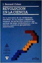 revolucion en la ciencia bernard l. cohen 9788474323245