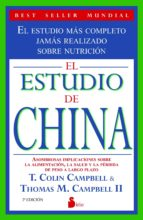 el estudio de china t. colin campbell thomas m. campbell ii 9788478087945