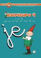 escritura pipe 4. metodo de lecto-escritura para alumnos con n.e. e.-9788478699445