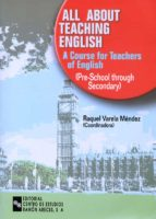 all about teaching english raquel varela mendez 9788480046145