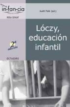 loczy, educacion infantil judit falk 9788480639545