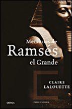 memorias de ramses del grande-claire lalouette-9788484328445
