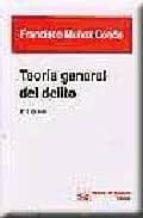 teoria general del delito (3ª ed.) francisco muñoz conde 9788484429845