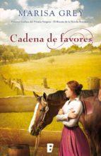 cadena de favores (ebook)-marisa grey-9788490193945