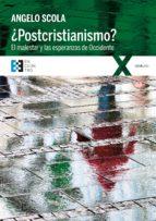 ¿postcristianismo? (ebook)-angelo scola-9788490558645