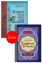 pack el nuevo gran libro de los enigmas + oriente-fabrice mazza-9788490560945