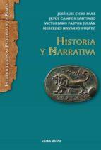 historia y narrativa (ebook)-jesús campos santiago-9788490733745
