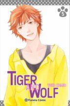 tiger and wolf nº 05/06 yoko kamio 9788491461845