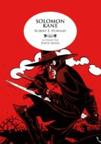 solomon kane-robert e. howard-david rubin-9788492769445