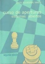 Curso de aperturas: sistemas abiertos FB2 iBook EPUB por Daniel elguezabal varela