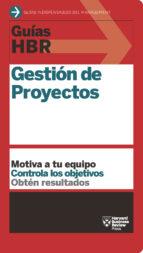 guias hbr: gestion de proyectos 9788494562945