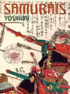 samurais-yoshiiku utagawa-9788494673245