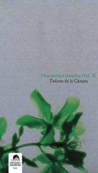 obra poética completa, vol. 2 (ebook) 9788496357945