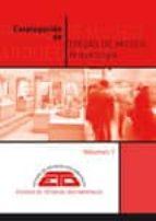manual de catalogacion de piezas de museo. arqueologia, bellas artes y etnologia (3 vols.)-maria jose de la peña-9788496552845