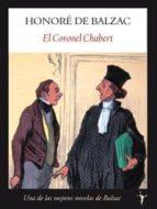 el coronel chabert-honore de balzac-9788496601345