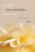 las 36 leyes espirituales de la vida-diana cooper-9788497770545