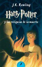 harry potter y las reliquias de la muerte-j.k. rowling-9788498383645