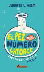 el pez numero 14 jennifer l. holm 9788498388145