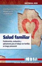 salud familiar-jose miguel martin-sacristan nuñez-9788498428445