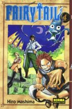 fairy tail 4-hiro mashima-9788498478945
