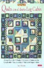 quilts con el diseño log cabin-judy martin-9788498740745